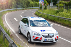 Testfahrzeug der FGVT