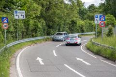Wrong way driving warning use case