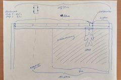 Test track sketch
