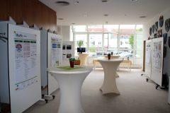 Infosaal im Rathaus Merzig