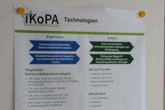 """Info board """"Technologies"""""""