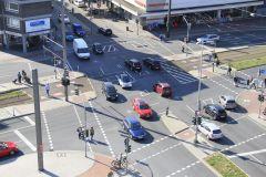Intelligent intersection