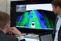Digital driving simulation